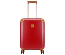 Amalfi 4-Rollen Trolley rot 55