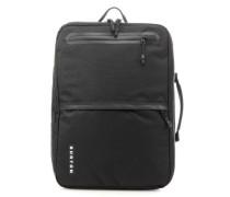 Switchup Rucksack-Tasche 17″ schwarz