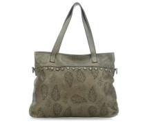 Handtasche olivgrün