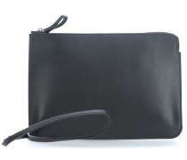 Leather Classics Luna Clutch schwarz