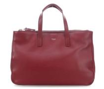 Mayfair Luxe Derby Handtasche 14″ wein