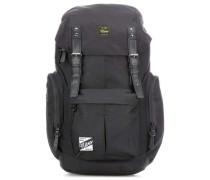 Daypacker Rucksack 15″ schwarz