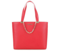 Luminous Chain Handtasche rot