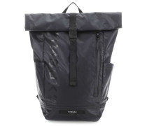 Urban Mobility Etched Tuck Pack Rolltop Rucksack 15″