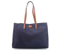 Life Handtasche dunkelblau
