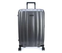 Lite-Cube DLX 4-Rollen Trolley dunkelgrau 76 cm