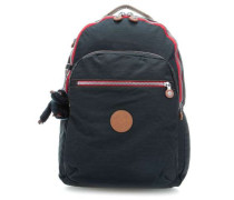 Basic Clas Seoul Laptop-Rucksack 17″ navy