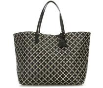 Abi Shopper schwarz/weiß
