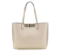 Uptown Chic Shopper gold