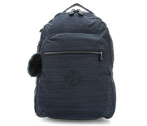 Basic Plus Clas Seoul Laptop-Rucksack 15″ navy