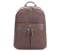 Mayfair Beauchamp Laptop-Rucksack 14″ taupe