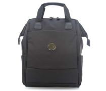 Montrouge Laptop-Rucksack 13″ schwarz