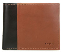Ward RFID Geldbörse schwarz/braun