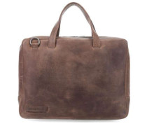 Simplicity Laptoptasche 14″ taupe