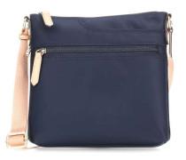 Pocket Essentials Umhängetasche dunkelblau