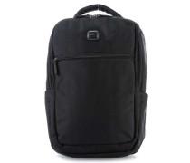 Siena Laptop-Rucksack schwarz