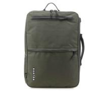 Switchup Rucksack-Tasche 17″ olivgrün