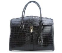 Suzanne Ecoleather Cocco Handtasche schwarz