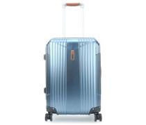 7R Master 4-Rollen Trolley blau metallic 55