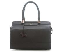 Treen Manor Handtasche schwarz