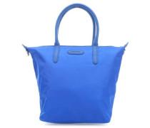 129 Shopper blau