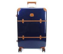 Bellagio 4-Rollen Trolley blau 76 cm
