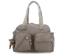 Basic Defea Up Handtasche beige
