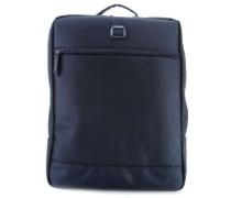 Siena Laptop-Rucksack blau