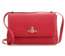 Balmoral Schultertasche rot