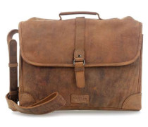 Aktentasche 15″ camel