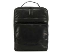 Authentic Laptop-Rucksack 17″ schwarz