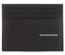 CI2 3.0 Kreditkartenetui schwarz