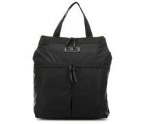 Rucksack-Tasche 17″ schwarz