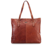 Bronco Shopper cognac