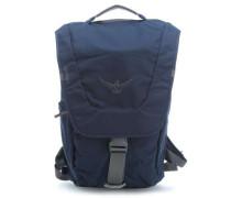 Flap Jack Pack 15'' Rucksack dunkelblau