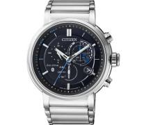 Smartwatch silber