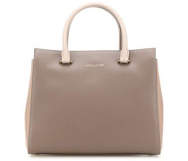 Smooth Or Isa Handtasche taupe