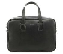 Vintage Kensi Handtasche schwarz