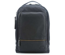 Harrison Bate Laptop-Rucksack 14″ schwarz