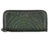 Atena Geldbörse dunkelgrün