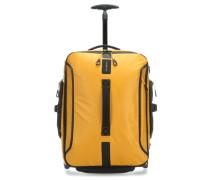 Paradiver Light Rollenreisetasche gelb
