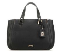 Isola Handtasche schwarz