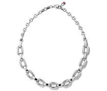 Fine Core Halskette silber