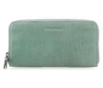 Zip Geldbörse mintgrün