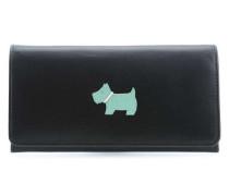 Heritage Dog Geldbörse schwarz
