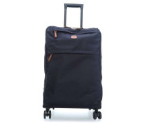 X-Travel 4-Rollen Trolley ozean 65