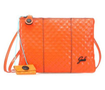Black Beyonce Schultertasche orange