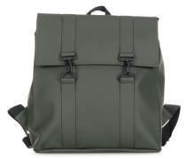 Msn Rucksack 15″ dunkelgrün