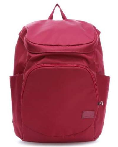 Citysafe CS350 13'' Laptop-Rucksack fuchsia
