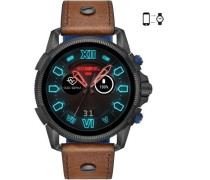 On Full Guard 2.5 Smartwatch blaugrau